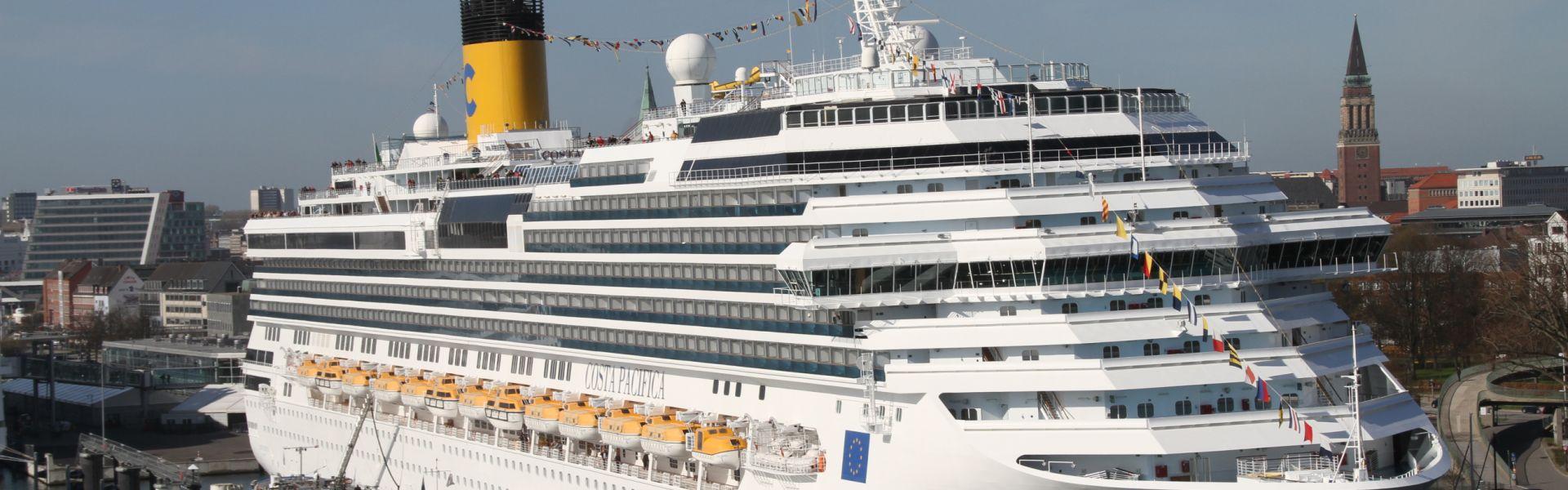 Croaziera 2017 - Capitalele Nordice (Kiel) - Costa Cruises - Costa Pacifica - 11 nopti