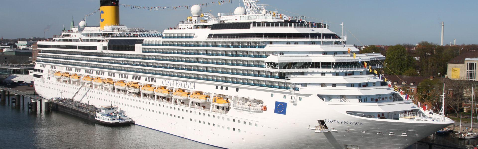 Croaziera 2017 - Europa de Vest (Kiel) - Costa Cruises - Pacifica - 11 nopti