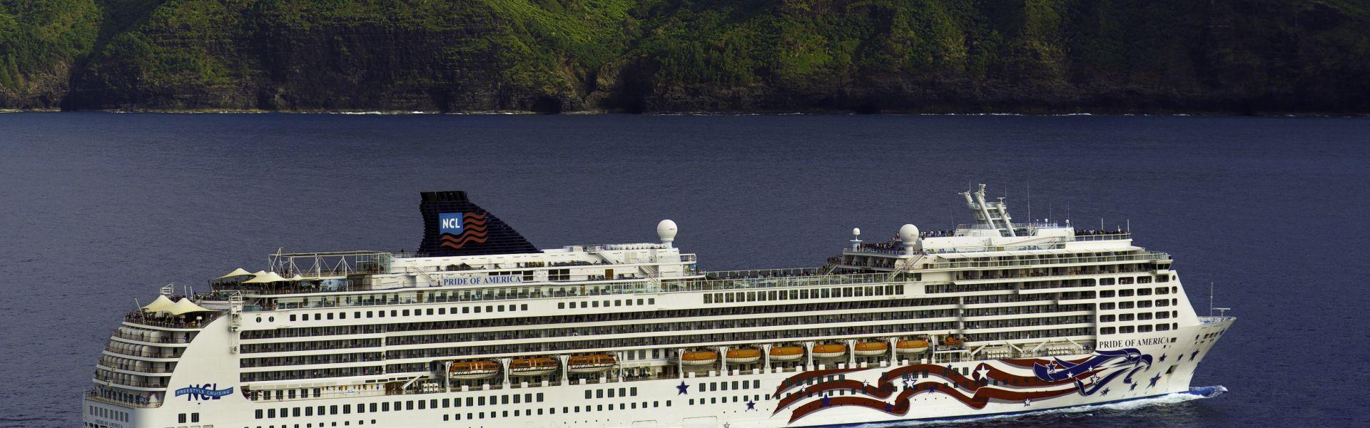 Croaziera Grup Organizat 2017 cu ZBOR INCLUS - Hawaii si Sejur SUA - Norwegian Cruise Line - Pride of America - 15 nopti - 25 August