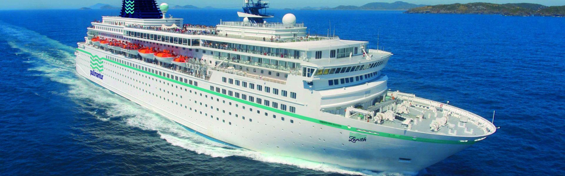 Croaziera 2017 cu ZBOR INCLUS din Paris - Insulele Caraibe (Philipsburg) - Pullmantur Cruises - Zenith - 7 nopti