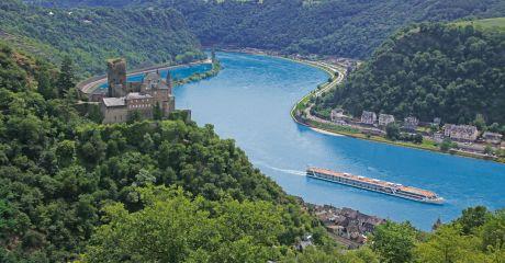 Croaziera 2017 - Revelionul 2018 pe Dunare (Passau) - Luftner Cruises - Amadeus Silver II - 6 nopti