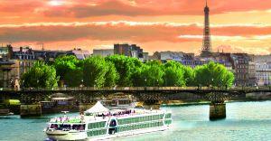 Croaziera 2018 - La Belle France - Sena (Paris) - Luftner Cruises - Amadeus Diamond - 7 nopti