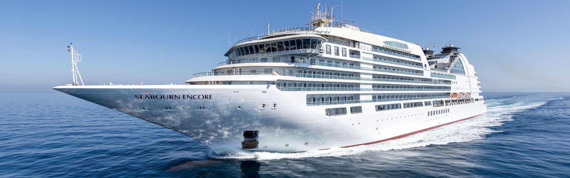 Croaziera 2017 - Mediterana de Est ( Civitavecchia ) - Seabourn - Seabourn Encore - 21 nopti