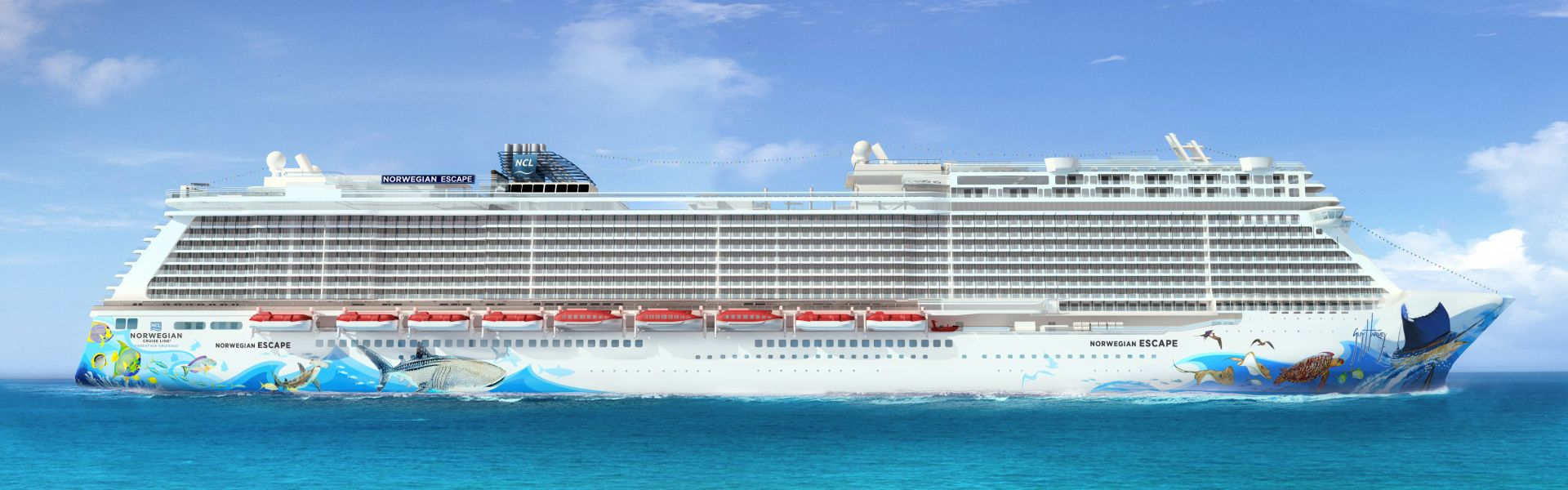 Croaziera 2017 - Caraibele de Vest (Miami) - Norwegian Cruise Line - Norwegian Escape - 7 nopti