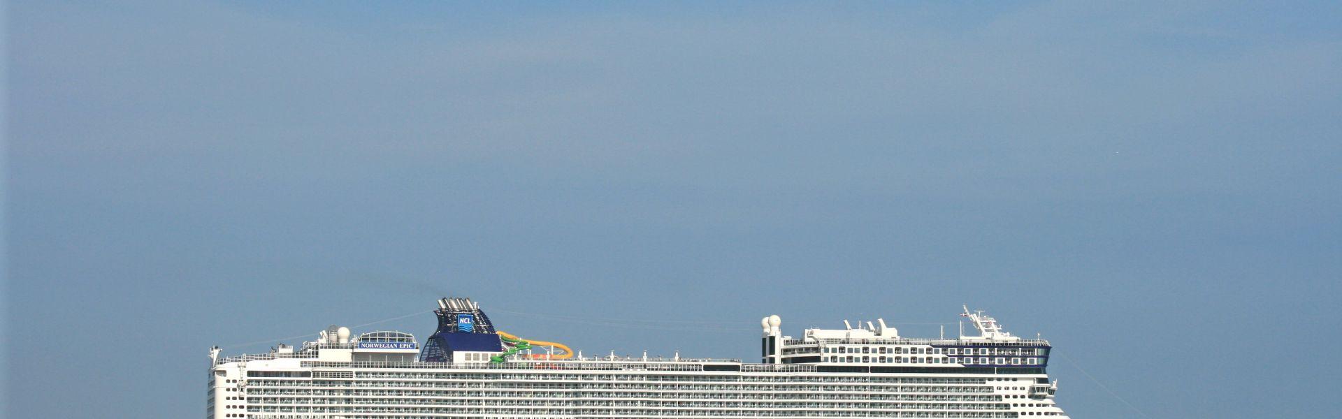 Croaziera 2017 - Mediterana de Vest (Civitavecchia) - Norwegian Cruise Line - Norwegian Epic - 7 nopti