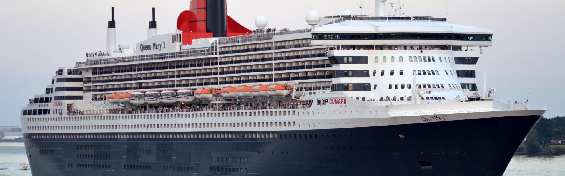 Croaziera 2018 - Transatlantic si Repozitionari (New York) - Cunard Line - Queen Mary2 - mai-dec - 7 nopti