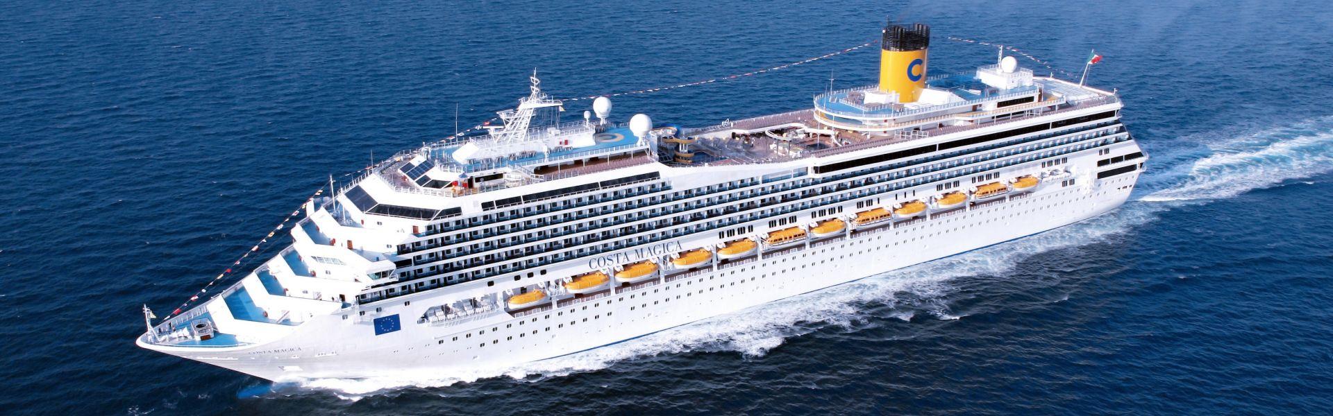 Croaziera 2018 - Baltice/Rusia (Stockholm) - Costa Cruises - Costa Magica - 7 nopti