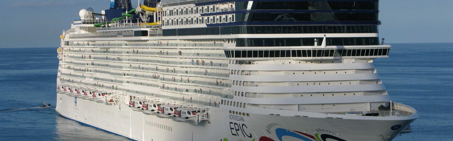 Croaziera 2017 - Mediterana de Vest (Civitavecchia) - Norwegian Cruise Line- Norwegian Epic - 7 nopti