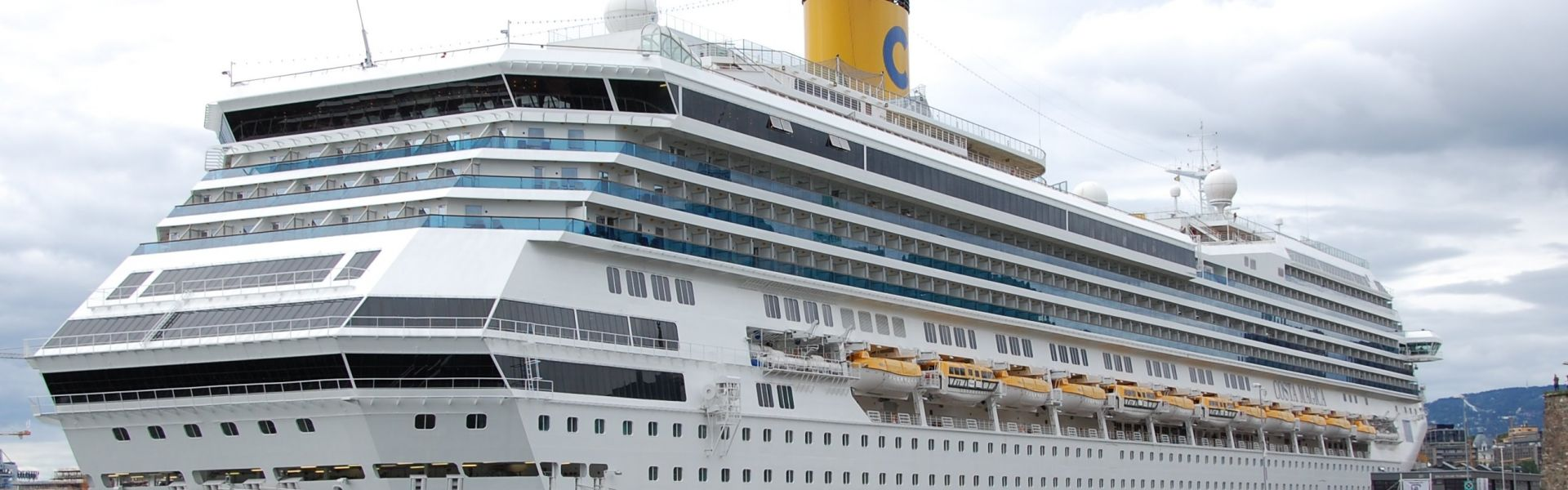 Croaziera 2018 - Mediterana de Vest (Civitavecchia) - Costa Cruises - Costa Magica - 7 nopti