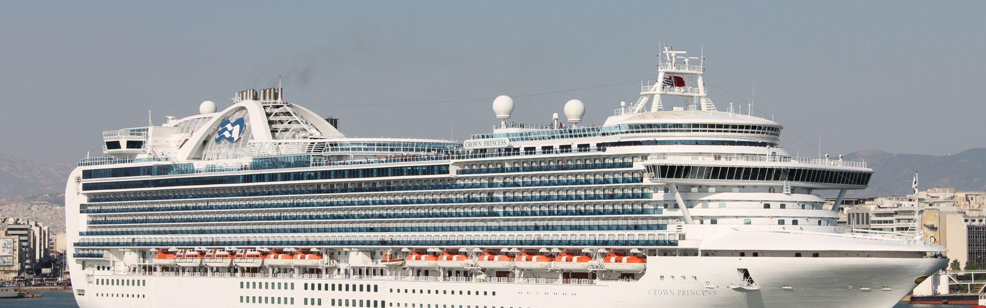Croaziera 2018 - Mediterana de Vest (Barcelona) - Princess Cruises - Crown Princess - 7 nopti