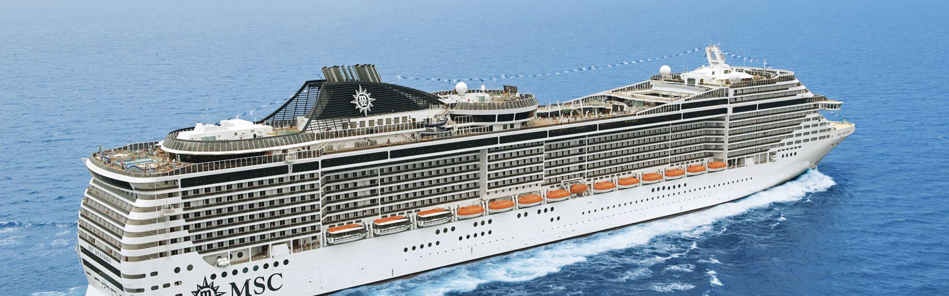 Croaziera 2018 - Japonia si Orientul Indepartat (Yokohama) - MSC Cruises - MSC Splendida - 8 nopti