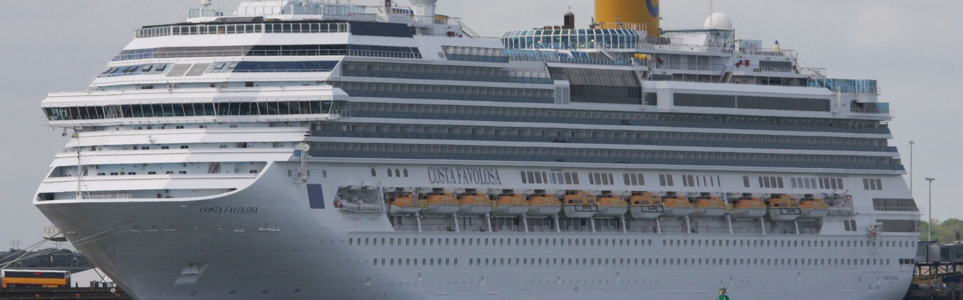 Croaziera 2018 - Mediterana de Vest (Barcelona) - Costa Cruises - Costa Favolosa - 10 nopti