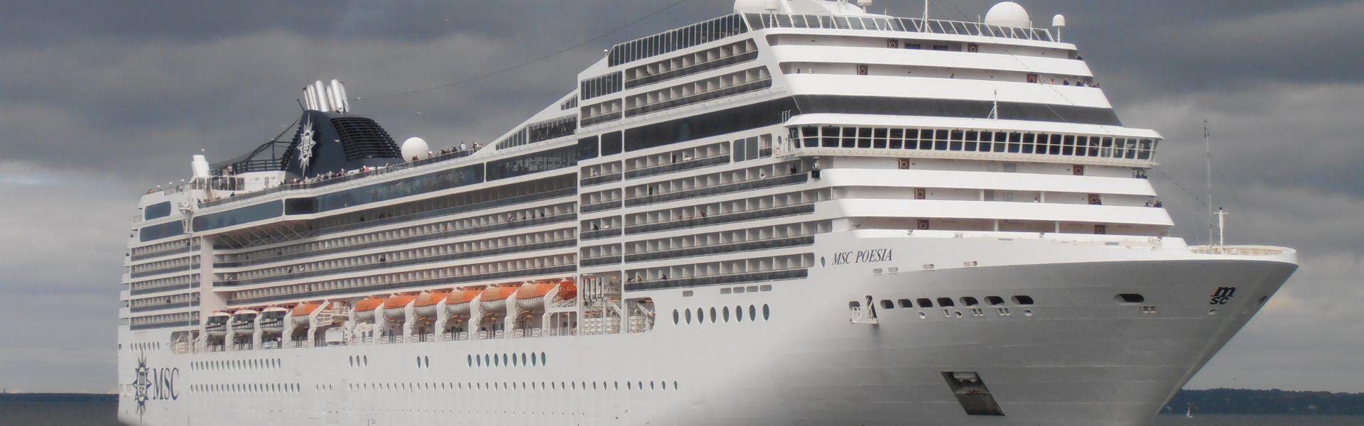 Croaziera 2018 - Repozitionare (Marsilia) - MSC Cruises - MSC Poesia - 20 nopti