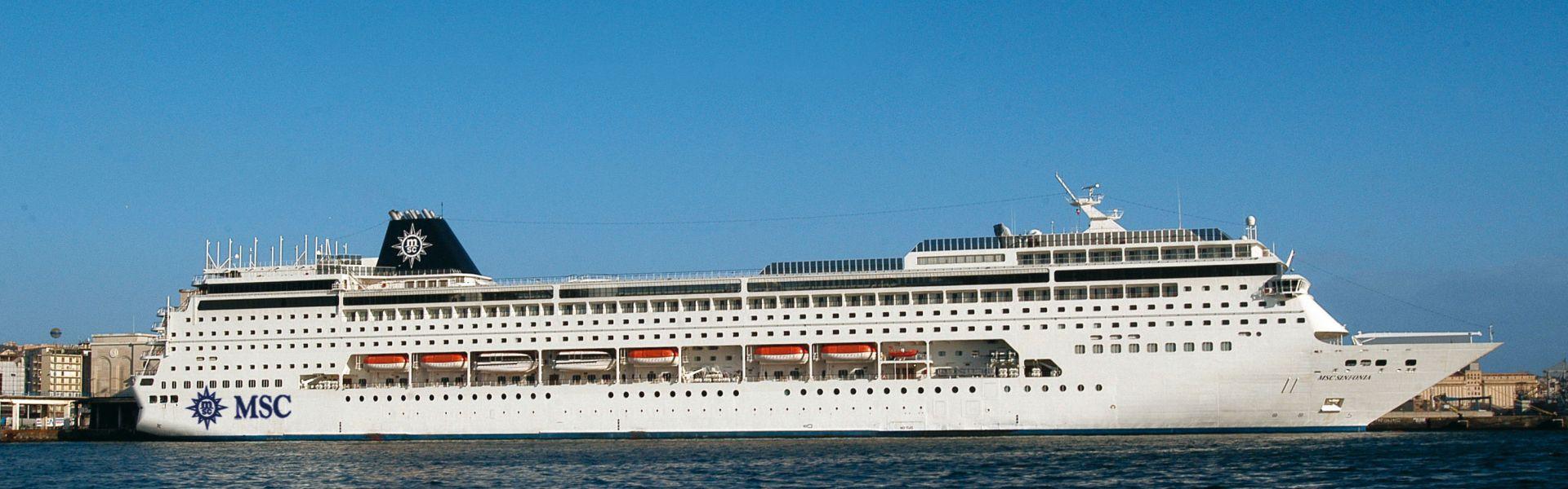 Croaziera 2019 - Mediterana de Vest (Civitavecchia) - MSC Cruises - MSC Sinfonia - 10 nopti