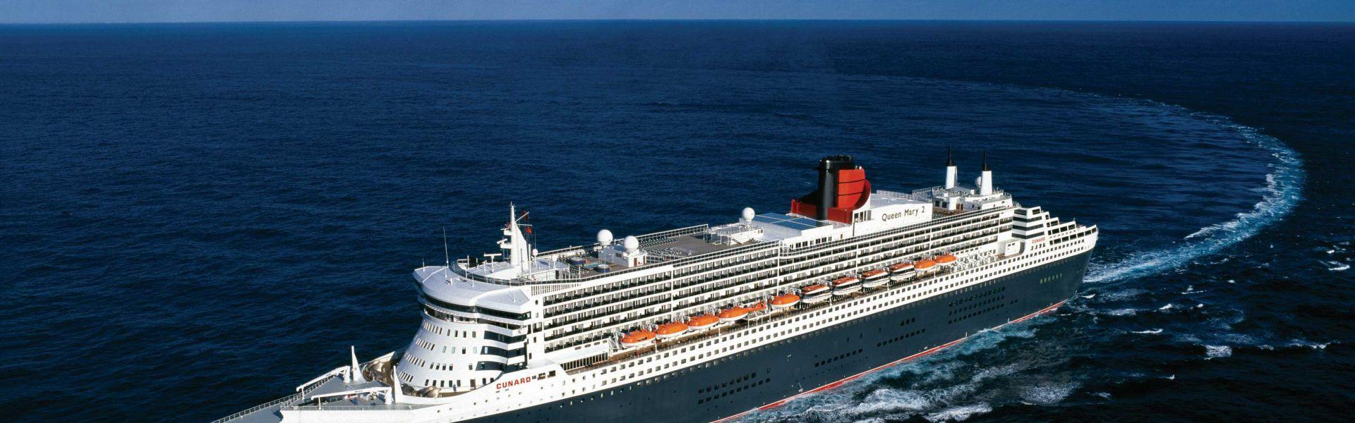 Croaziera 2019 - Repozitionari (Dubai) - Cunard Line - Queen Mary 2 - 20 nopti