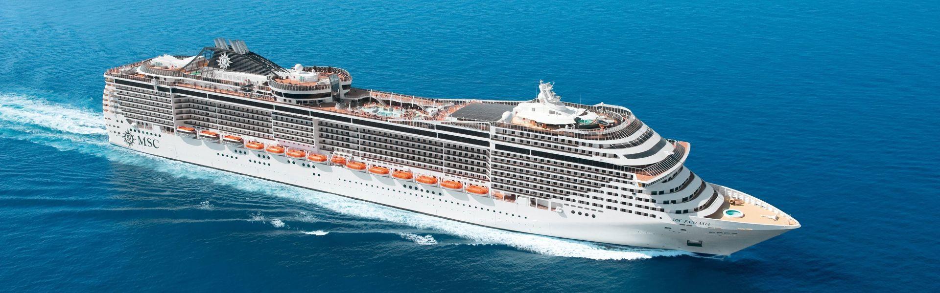 Croaziera 2018 - Mediterana de Vest (Genova) - MSC Cruises - MSC Fantasia - 7 nopti