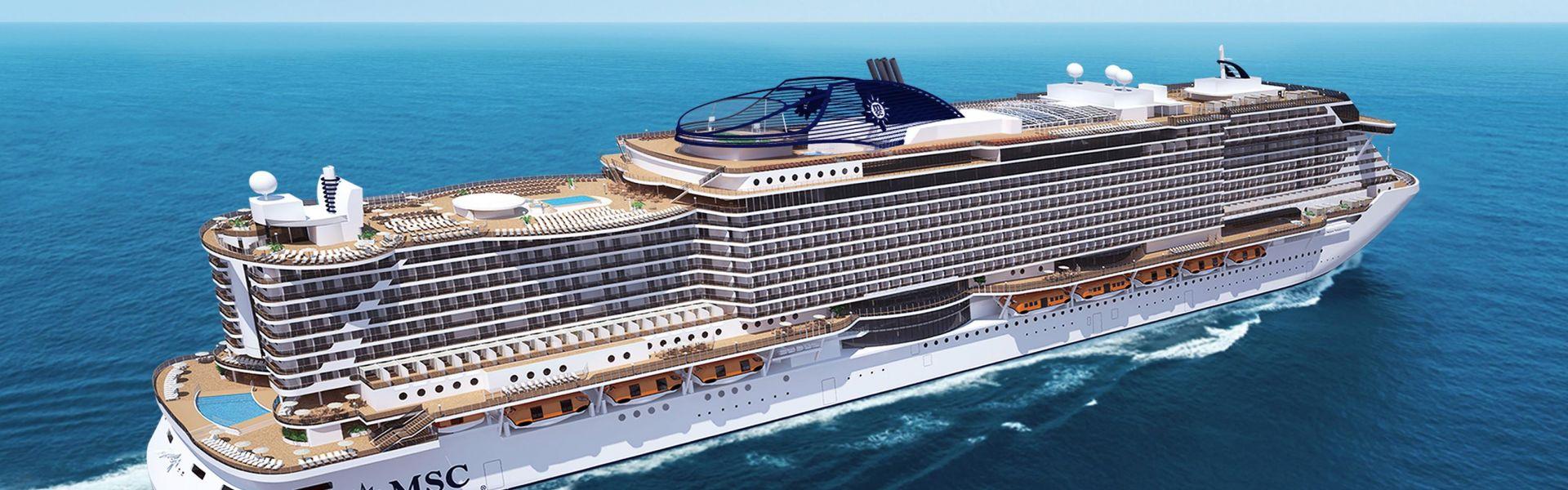 Croaziera 2018 - Caraibe de Est (Miami) - MSC Cruises - MSC Seaside - 7 nopti