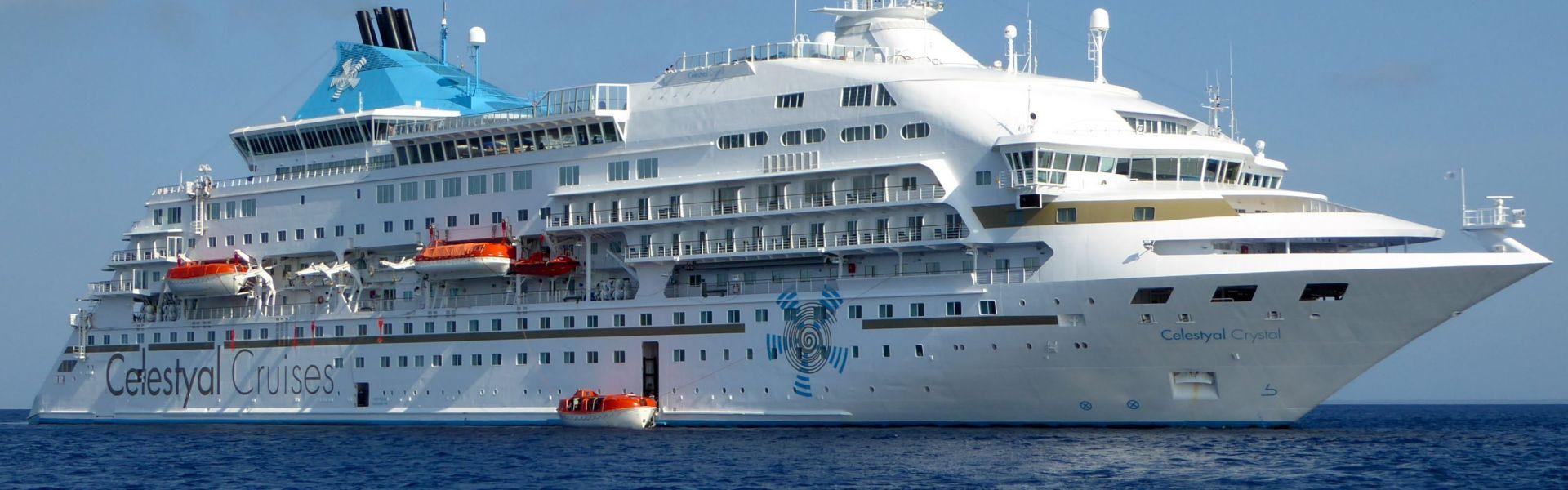Croaziera 2018 - Mediterana de Est (Atena) - Celestyal Cruises - Celestyal Crystal - 3 nopti