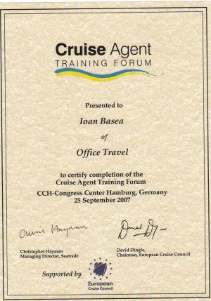 European Cruise Council - Ioan Basea