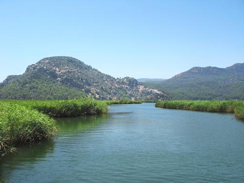 marmis-turkey-dalyan-river