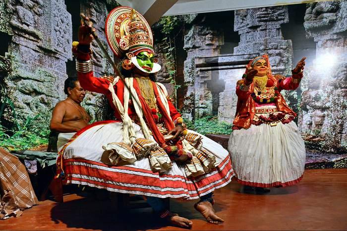 Kathakali-Kerala