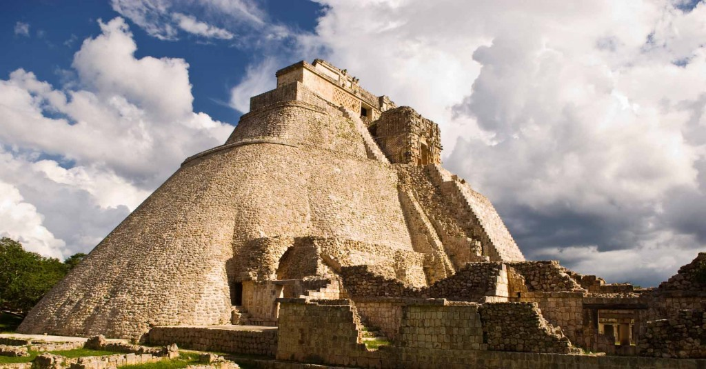 UNESCO World Heritage Mayan ruins of Uxmal