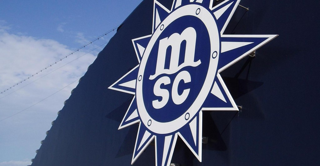 CRUISE - MSC logo funnel