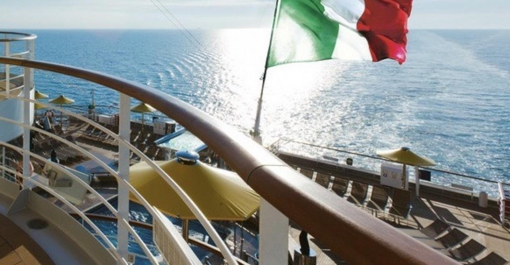 CRUISE_Costa_Italian_flag