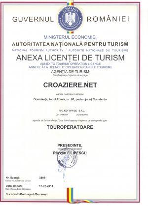 Anexa licenta de turism - Constanta