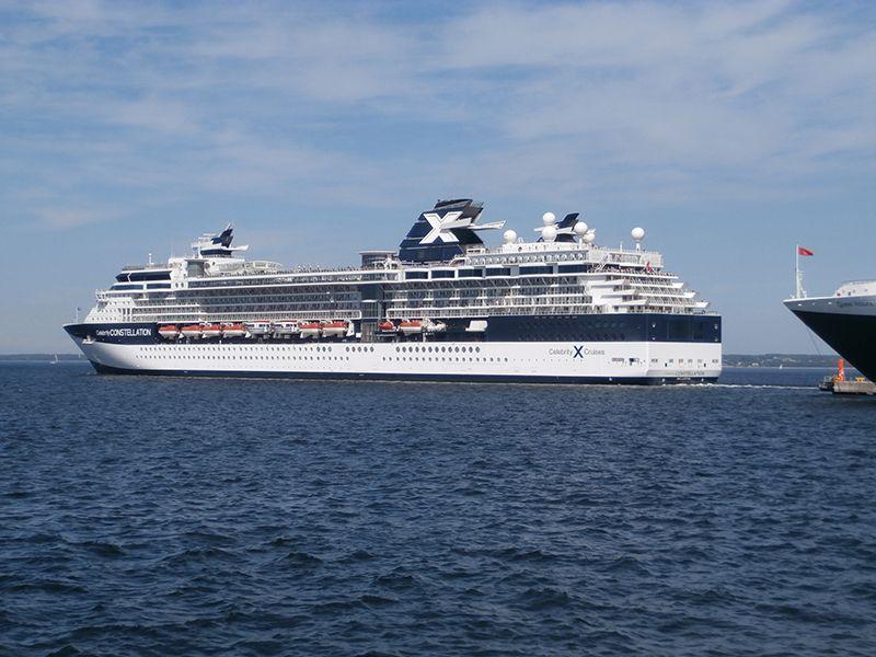 Croaziera 2019 - Mediterana de Vest (Civitavecchia) - Celebrity Cruises - Celebrity Constellation - 10 nopti