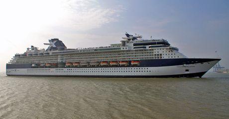 Croaziera 2019 - Mediterana de Vest (Roma/Civitavecchia) - Celebrity Cruises - Celebrity Constellation - 10 nopti
