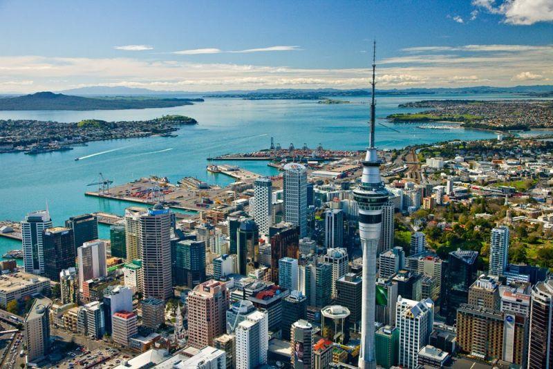 Excursii optionale Auckland