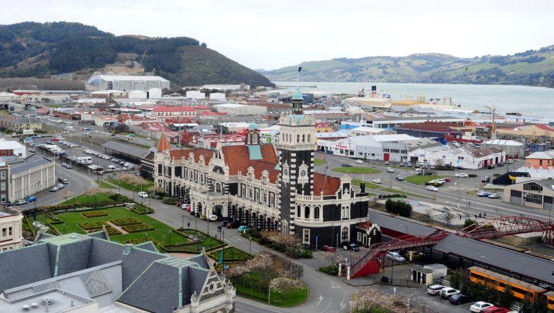 Excursii optionale Dunedin
