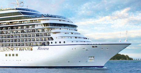 Croaziera 2019 - Mediterana de Vest (Roma, Civitavecchia) - Oceania Cruises - Riviera - 7 nopti