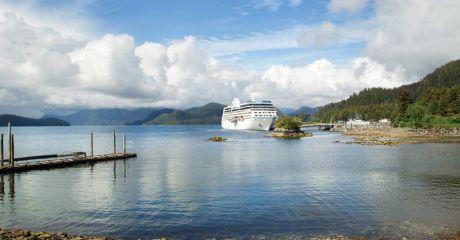 Croaziera 2018 - Alaska - Pasajul Interior (Seattle) - Oceania Cruises - Regatta - 11 nopti