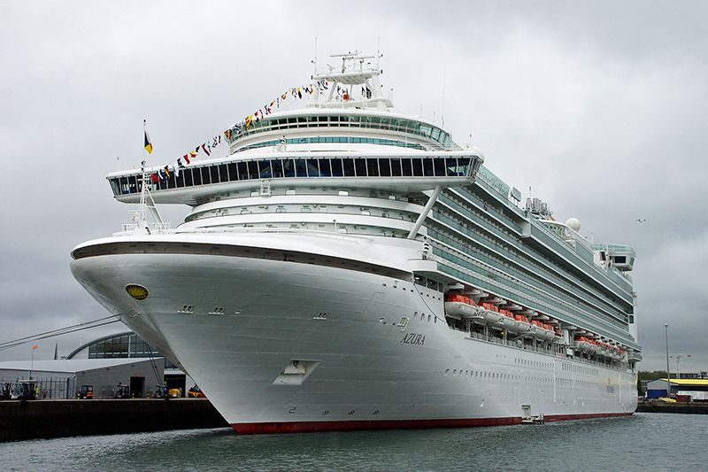 Croaziera 2019 - Scandinavia si Fiordurile Norvegiei (Londra ,Southampton) - P&O Cruises- Azura - 7 nopti