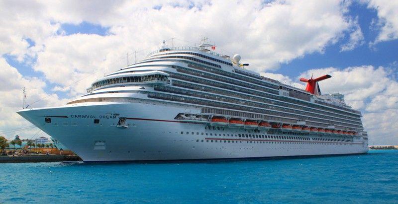 Carnival Dream Carnival Cruise Lines Vase De Croaziera