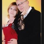 Carmen si Bogdan Hurubeanu