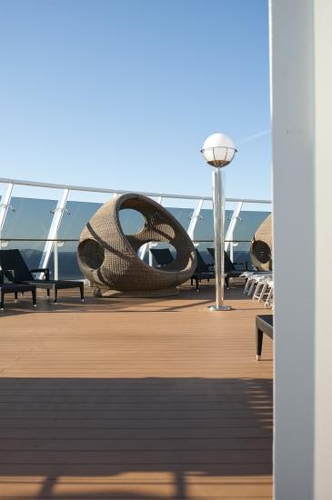 MSC Splendida (MSC Cruises) - Vase de croaziera