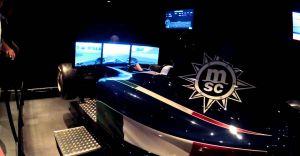 Simulator Formula 1