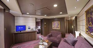 Suita Royal MSC Yacht Club