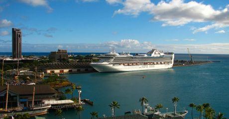 Croaziera 2019 - SUA si Canada cu Pacific (Seattle) - Princess Cruises - Star Princess - 1 noapte