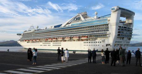 Croaziera 2019 - Alaska - Nord si Sud (Vancouver) - Princess Cruises - Golden Princess - 7 nopti