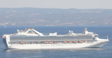Croaziera 2019 - SUA si Canada cu Pacific (San Francisco) - Princess Cruises - Grand Princess - 7 nopti