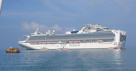 Croaziera 2019 - Asia de Sud (Singapore) - Princess Cruises - Sapphire Princess - 10 nopti