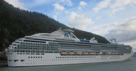 Croaziera 2021 - Repozitionare (Venetia) - Princess Cruises - Island Princess - 38 nopti