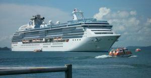 Croaziera 2019 - Transcanal / Canalul Panama (Fort Lauderdale) - Princess Cruises - Island Princess - 10 nopti