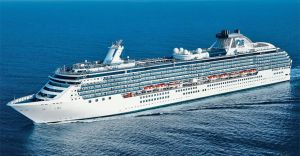 Croaziera 2019 - Transcanal/Canalul Panama (Fort Lauderdale) - Princess Cruises - Island Princess - 15 nopti