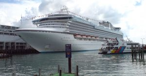Croaziera 2021 - Repozitionare (Shanghai) - Princess Cruises - Sapphire Princess - 22 nopti