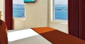 Cabina cu balcon Premium Vista 9C